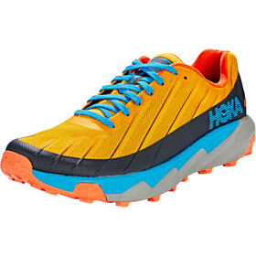 Hoka One One Torrent Zapatillas running Hombre, gold fusion/dresden blue